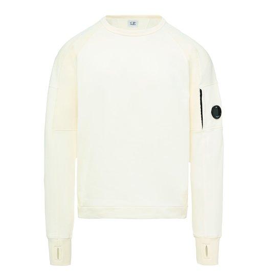 Diagonal Raised Fleece Lens Urban Crew Sweatshirt