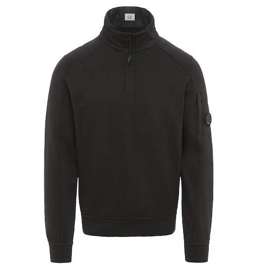 GD Lens Light Fleece Half Zip Sweatshirt
