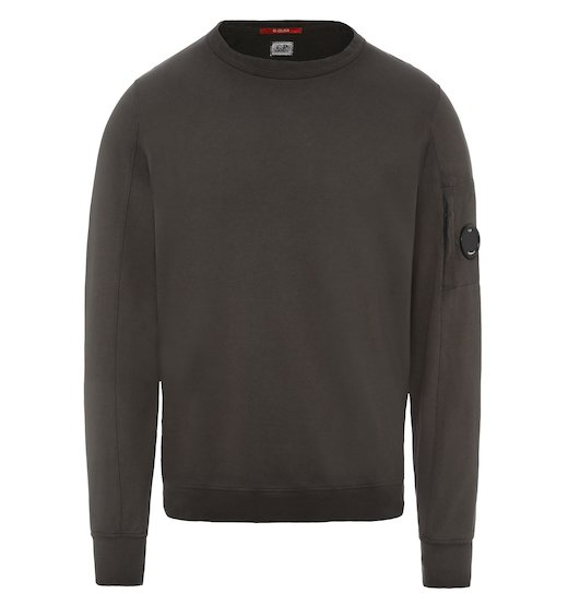 Re-Colour Lens Light Fleece Crew Sweatshirt