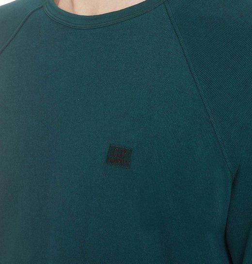 GD Heavy Emerized Jersey Crew Raglan Sweatshirt