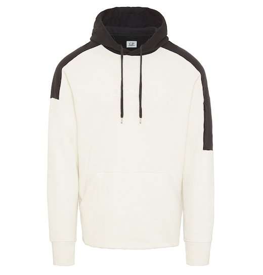 GD Emerized Fleece Two Tone Lens Hooded Sweatshirt