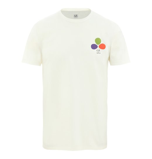 C.P. Company & Sergio Pizzorno 'The Mind's Eye' Cotton Jersey T-shirt
