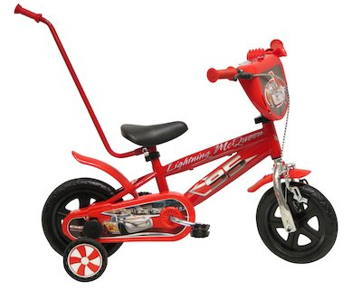 DISNEY CARS, BICI MTB 10
