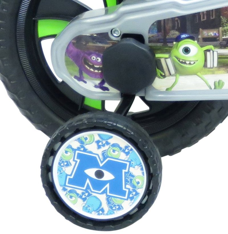 DISNEY MONSTERS UNIVERSITY, BICI MTB 12