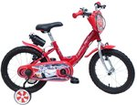 DISNEY CARS LIGHTNING MCQUEEN, BICI 16