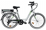 Denver ORUS City EBike E4000 White - 26