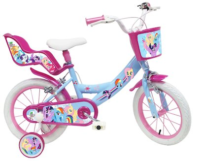 de10ecb2881 Bikes by Brands & Licenses My Little Pony 14 City Bike, Inflatable ...