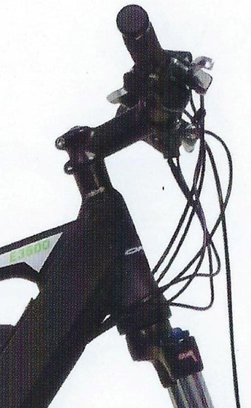 DENVER ORUS E3600RM 275BkM, 27,5