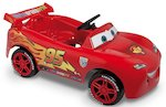 DISNEY CARS CHROME SMALL 2-3 YEARS CHILD PEDAL-CAR RIDE-ON