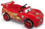 DISNEY CARS CHROME PETITE AUTO, Á PÉDALE POUR ENFANT 2-3 ANS