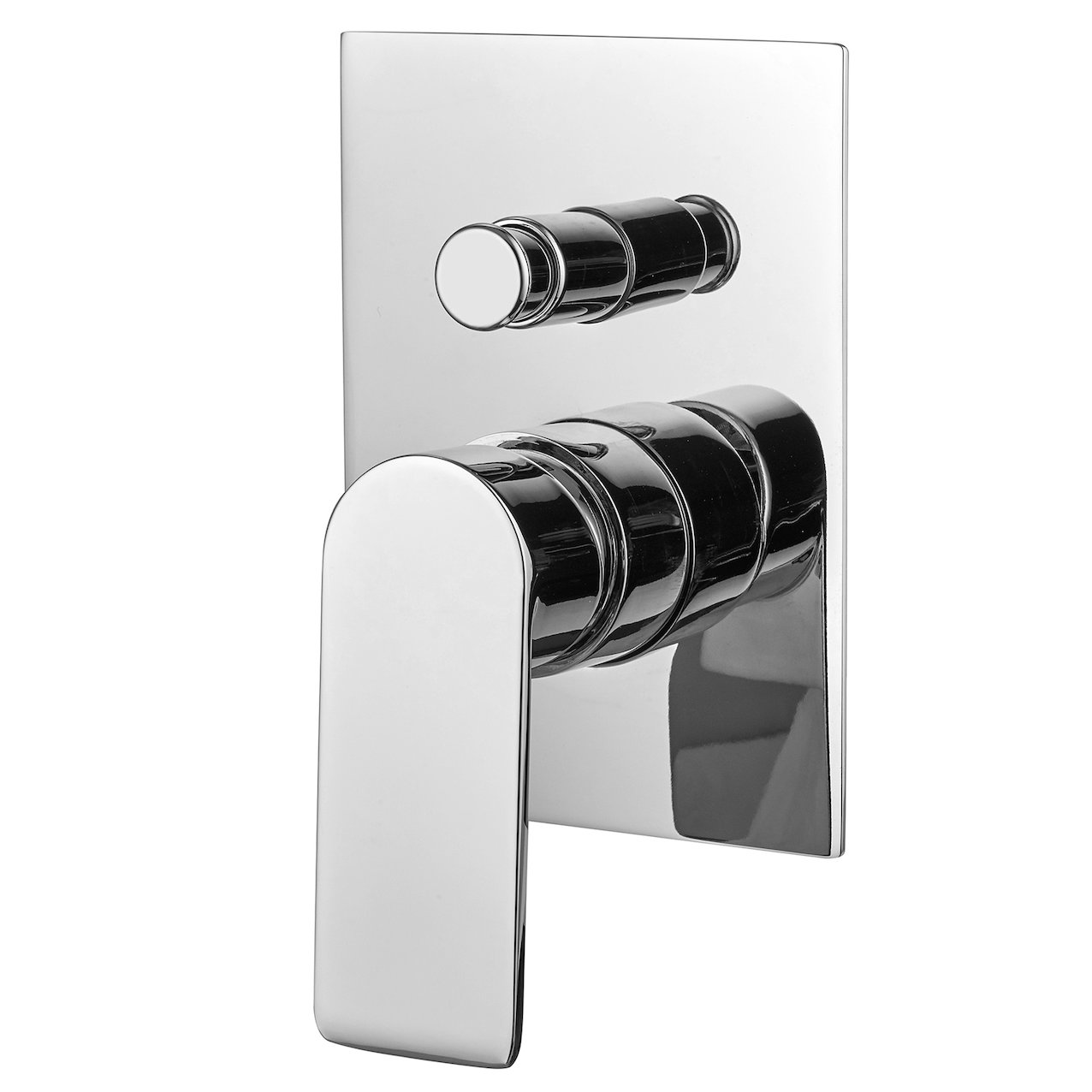 Built-in shower mixer 2 ways Magica