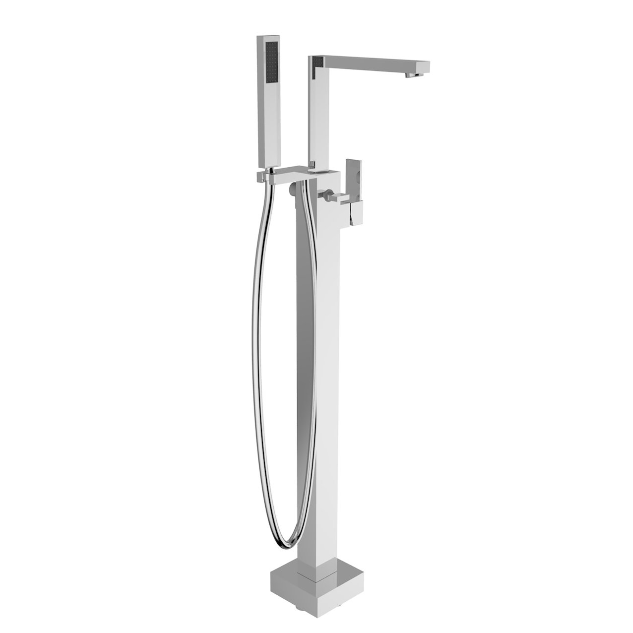 Bath mixer freestanding Quadra