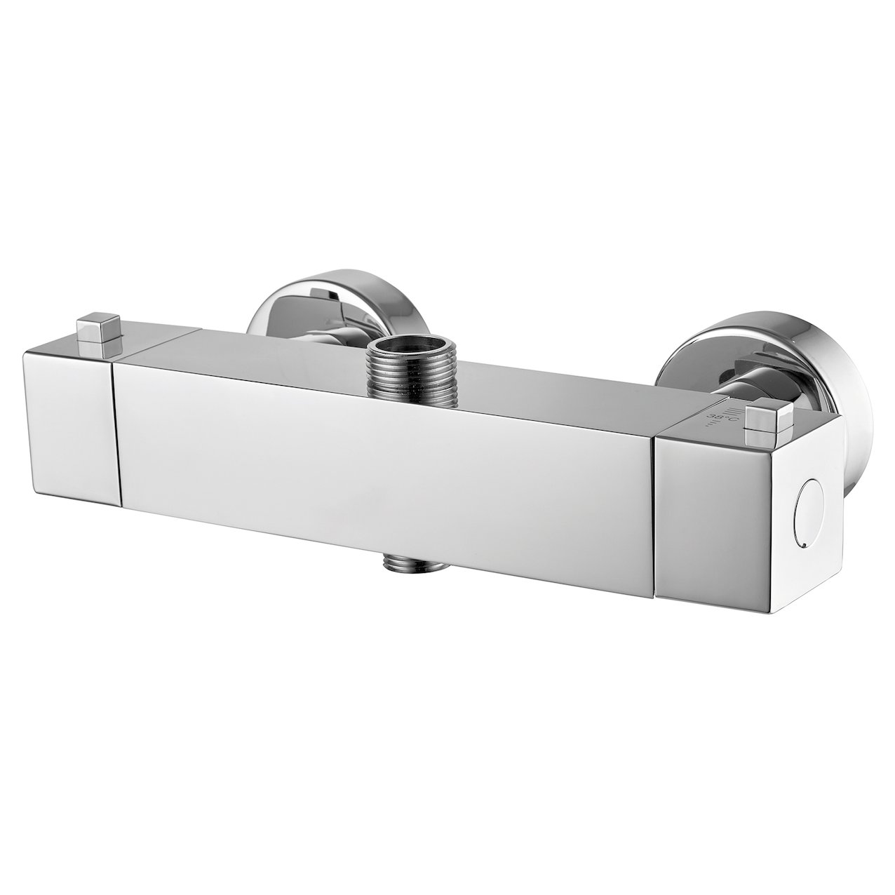 Thermostatic shower mixer 2 ways Quadra