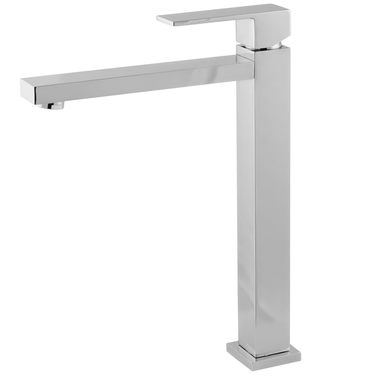 High Washbasin Mixer Quadra