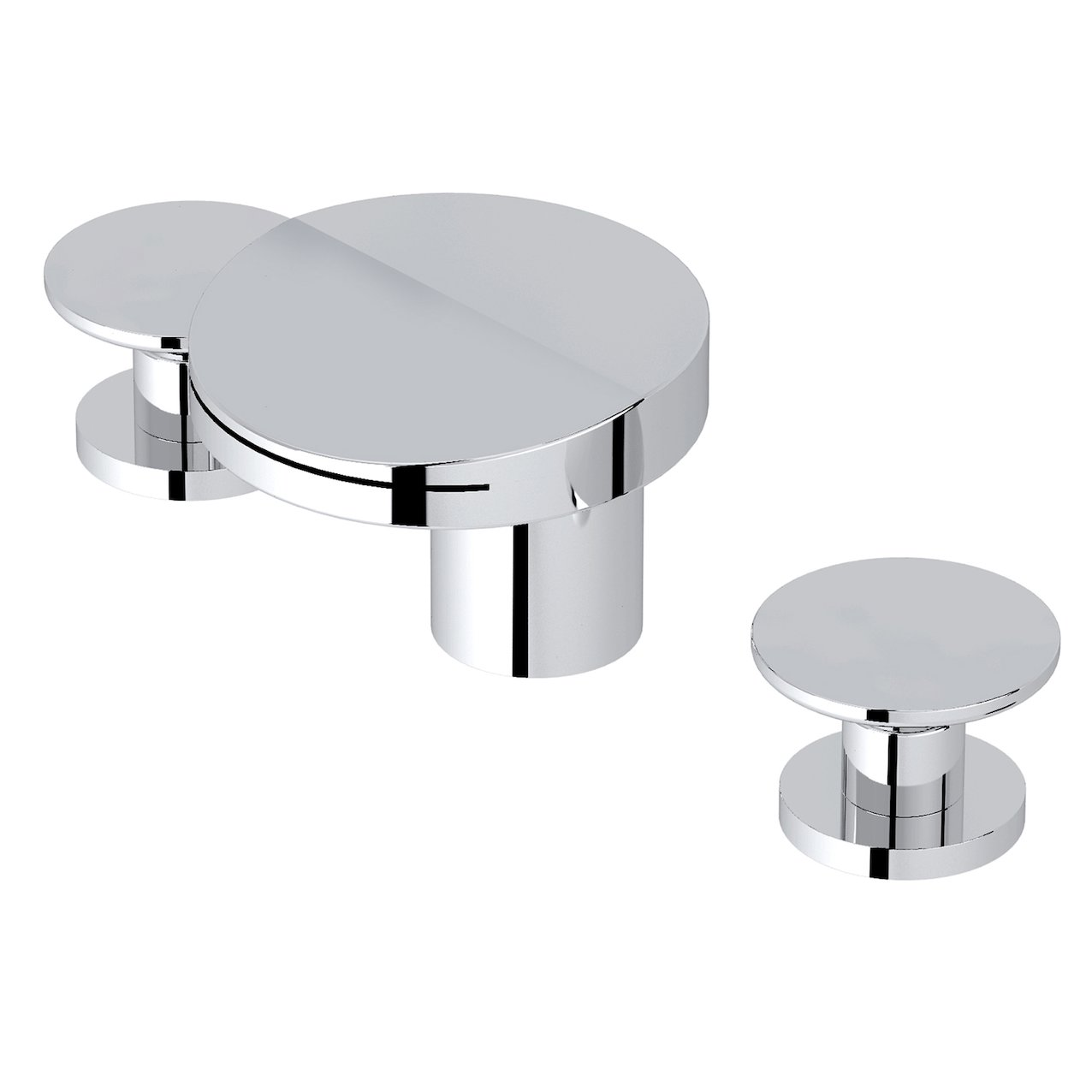 3-Hole Washbasin Mixer Disco