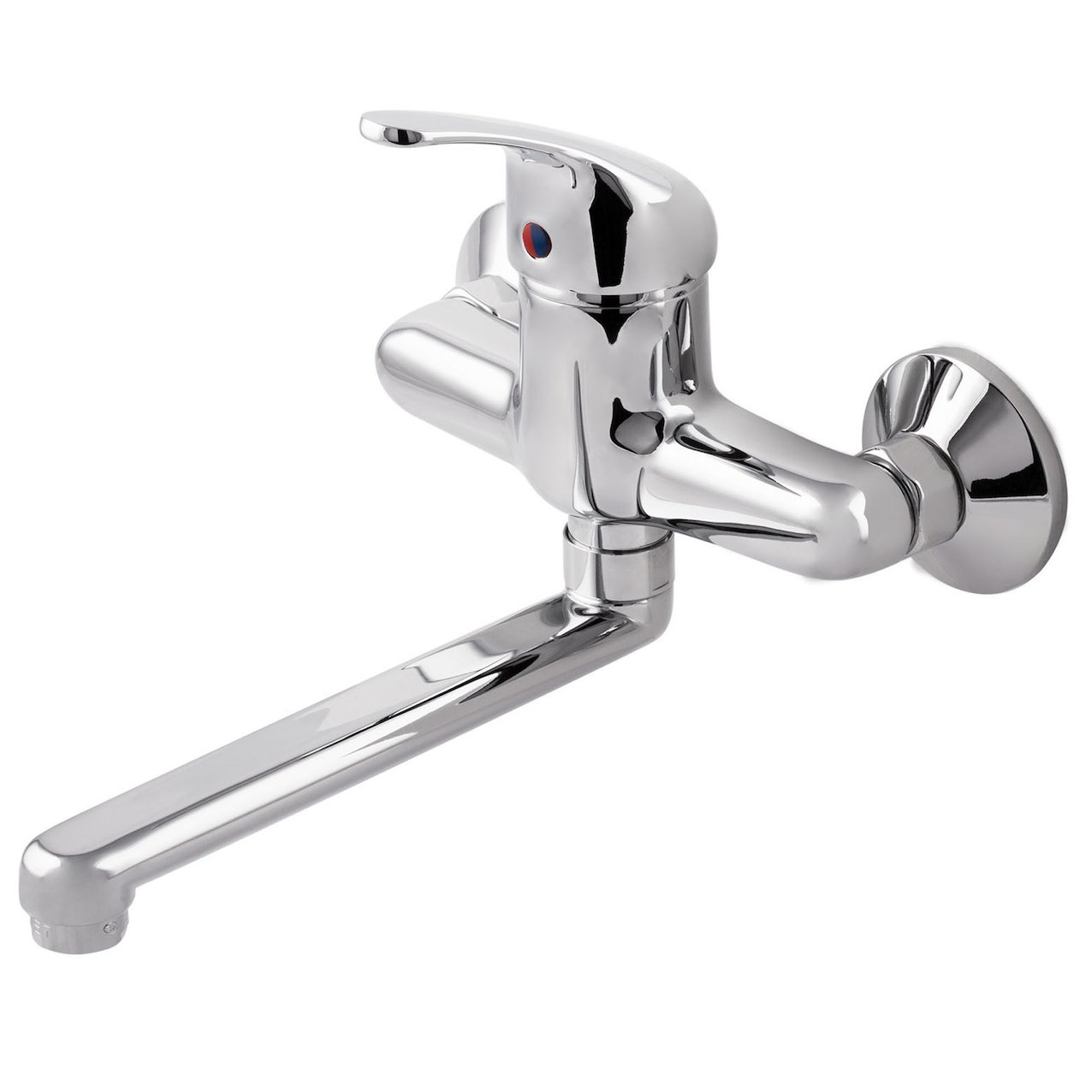 Wall sink mixer Athena
