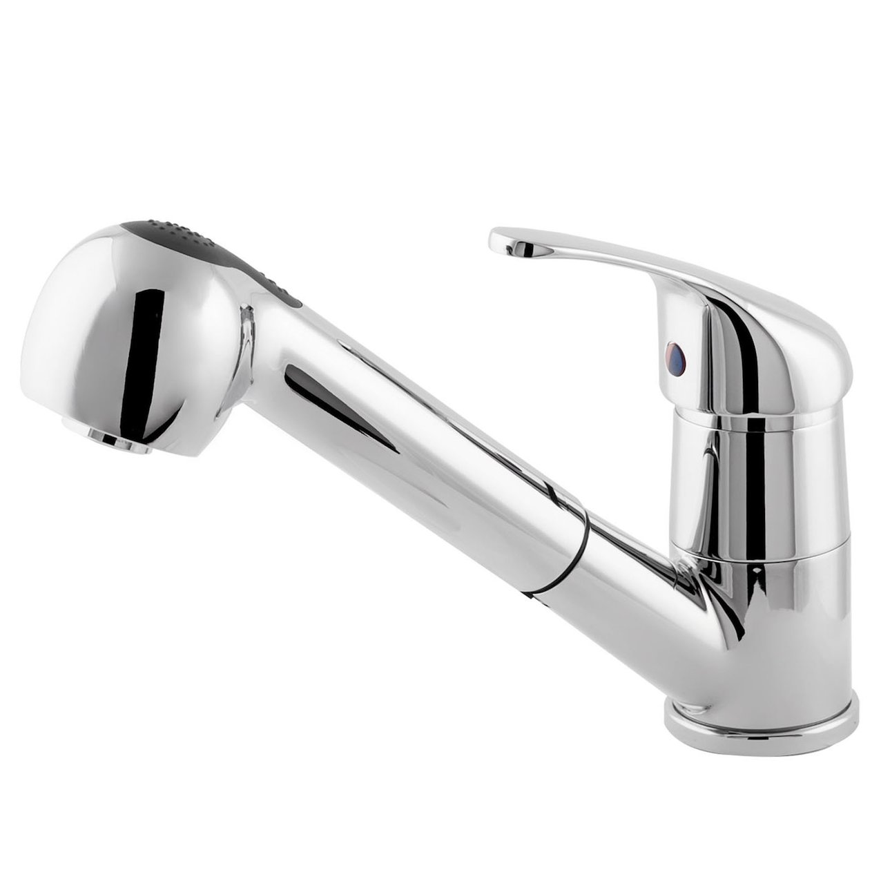 Sink mixer with pull-out spray Athena