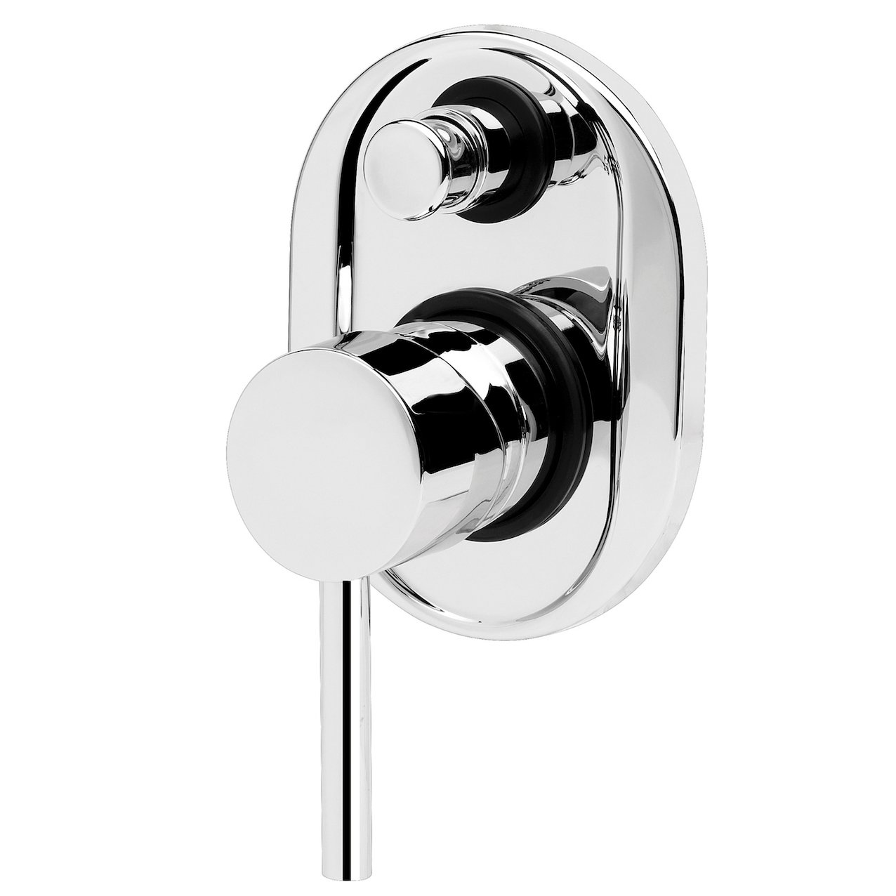 Built-in shower mixer 2 ways Fashion