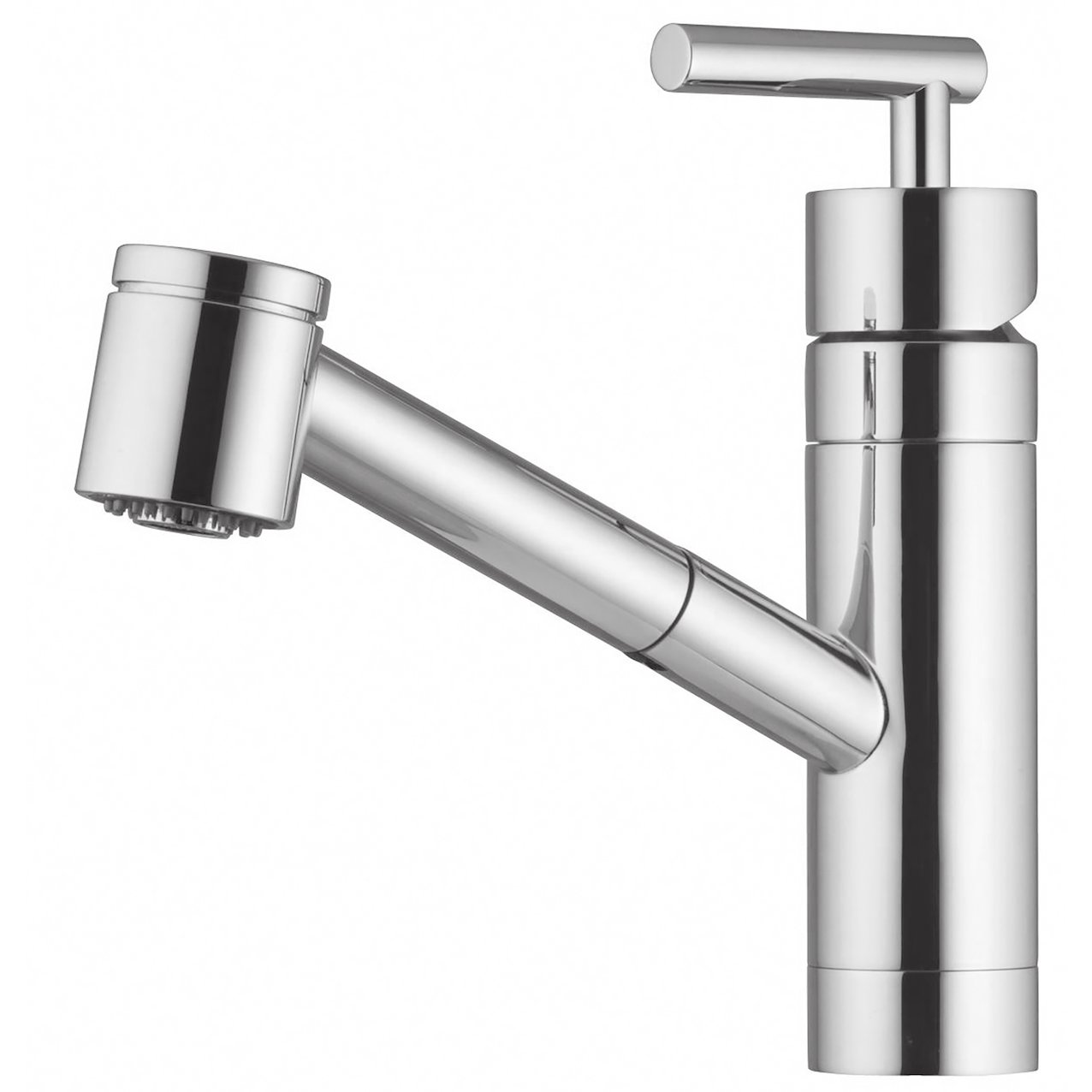 Sink mixer with pull-out spray Energy