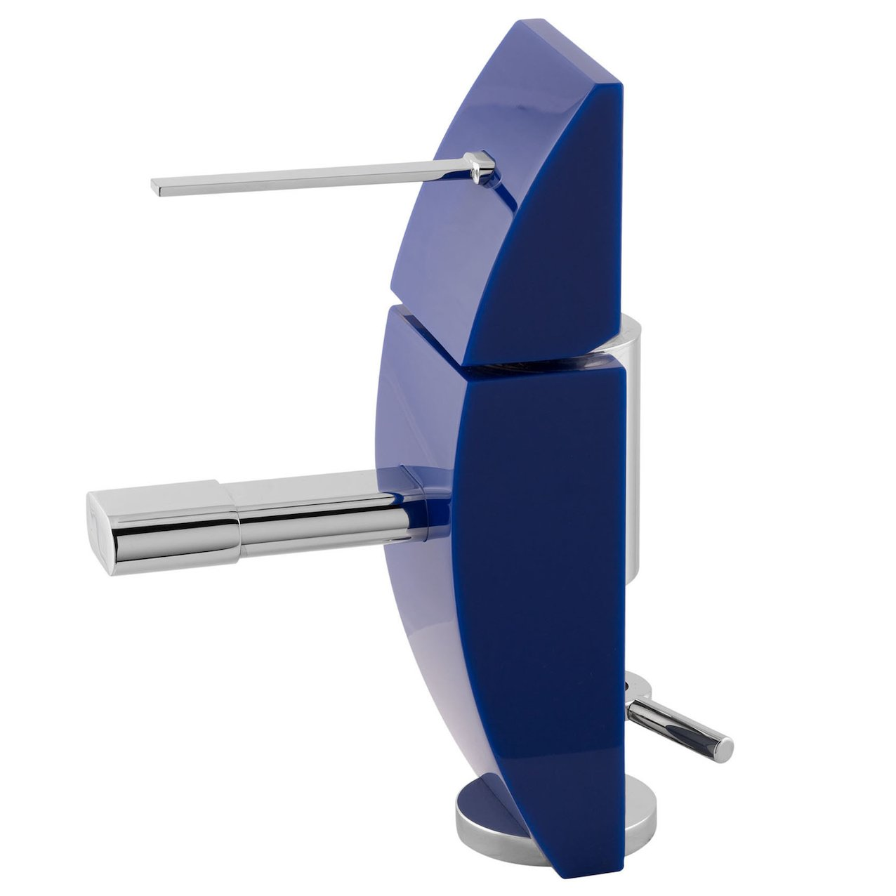 Washbasin Mixer EDM Blue