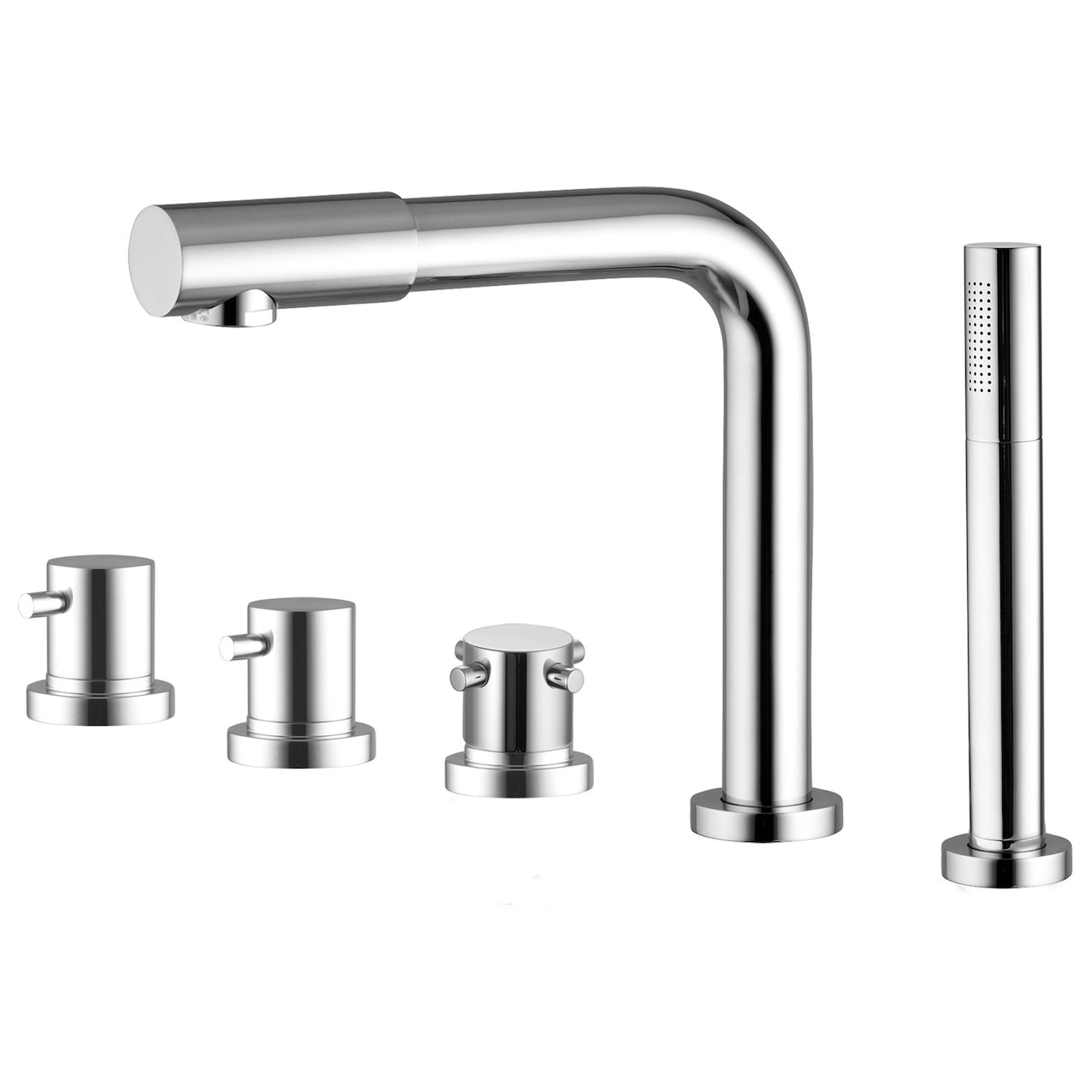 Deck mounted bath tap Voyager