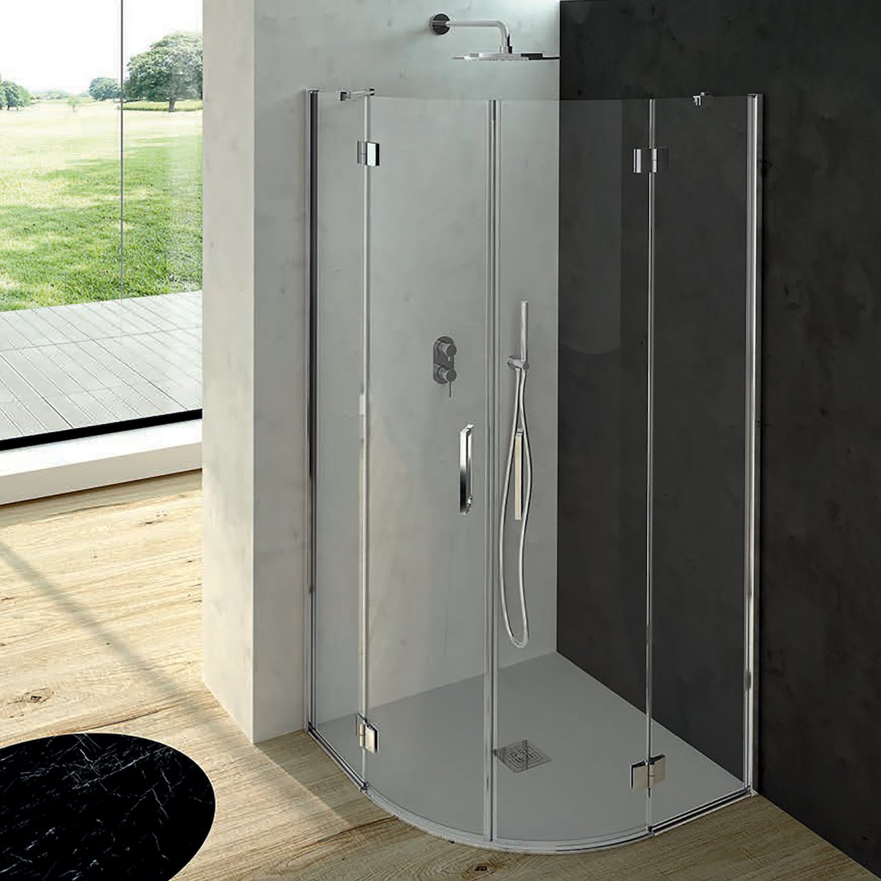 Pivot Shower Enclosure American