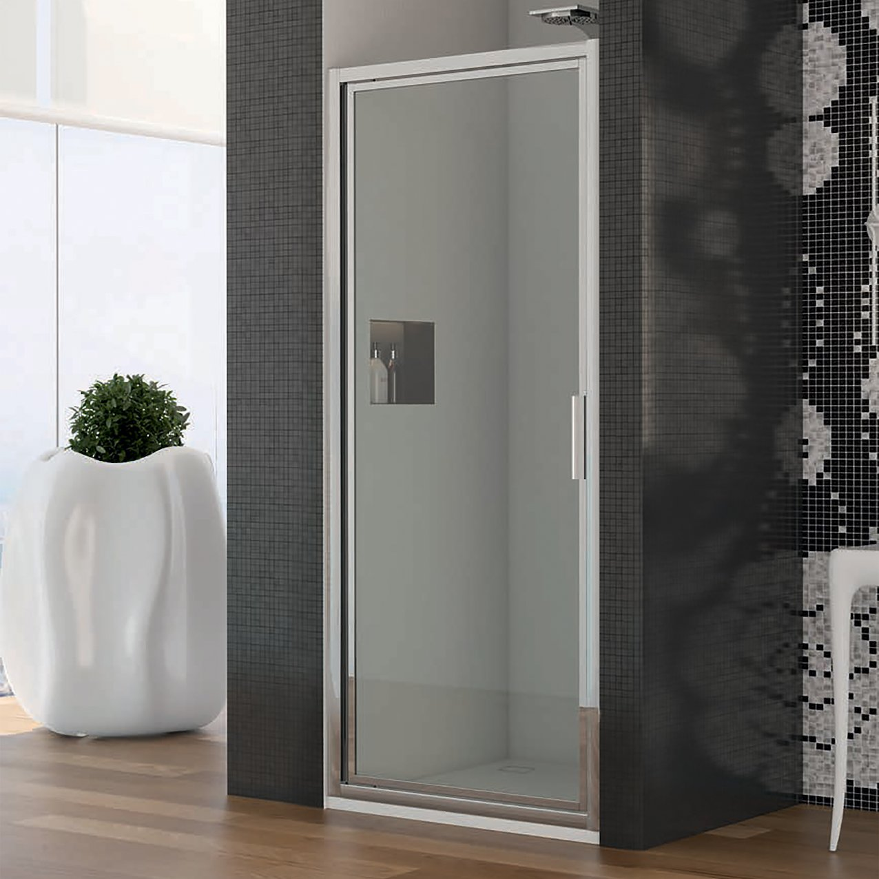 Pivot Shower Enclosure Jung