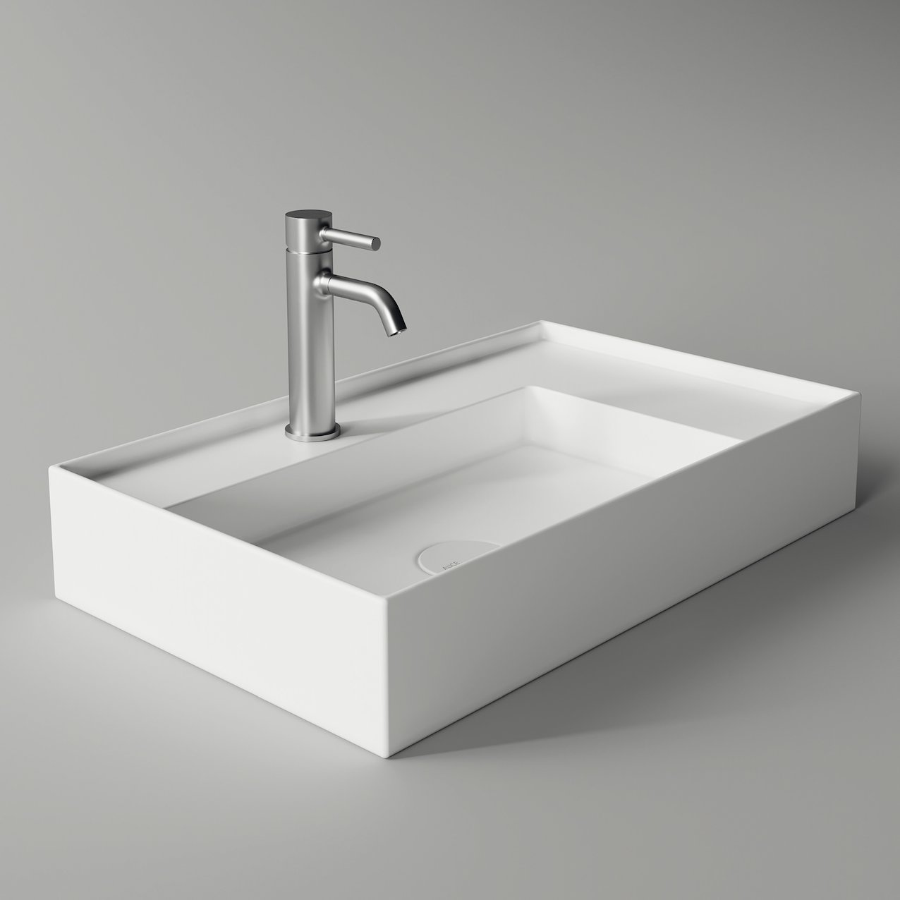 Washbasin HIDE rectangular 65