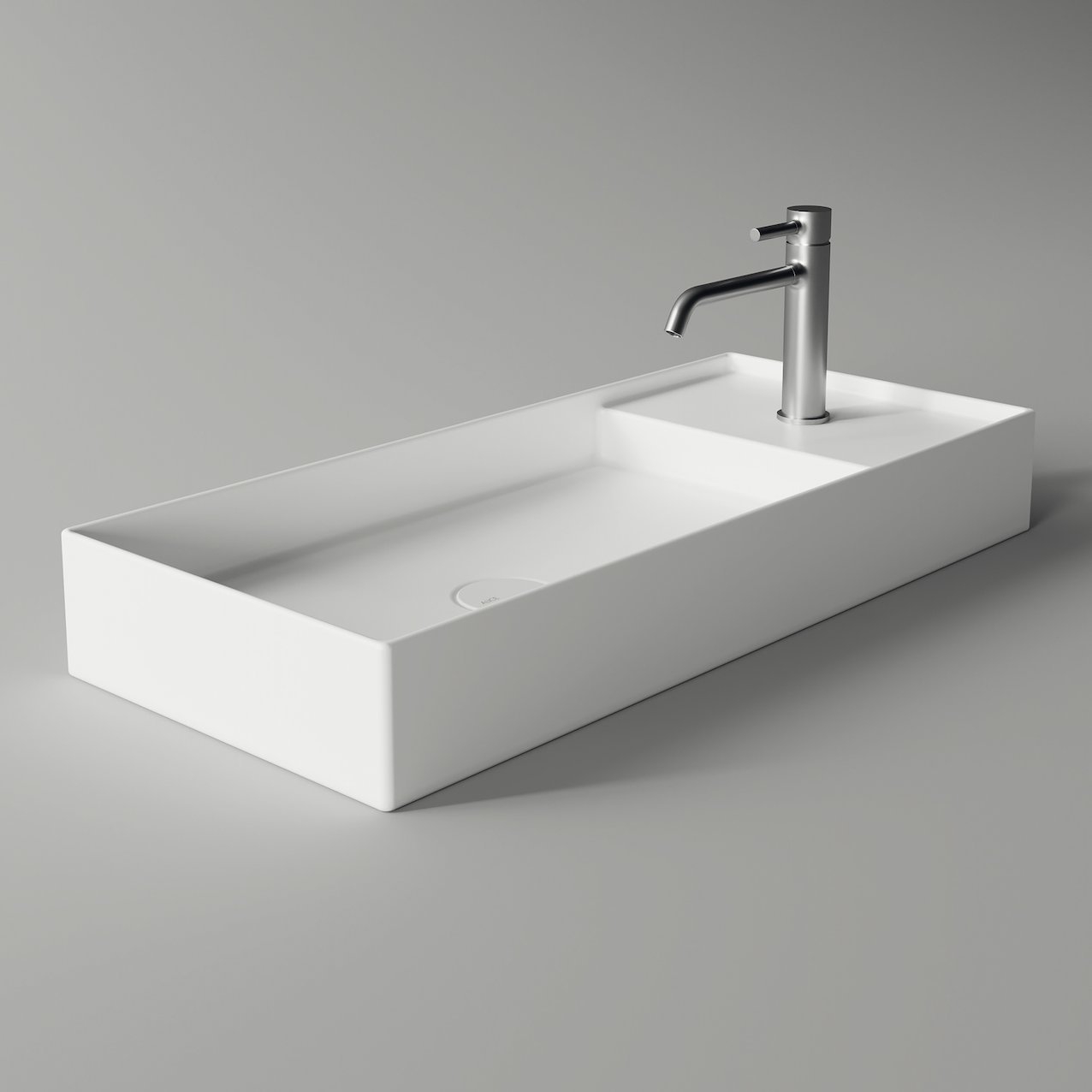 Washbasin HIDE rectangular 85