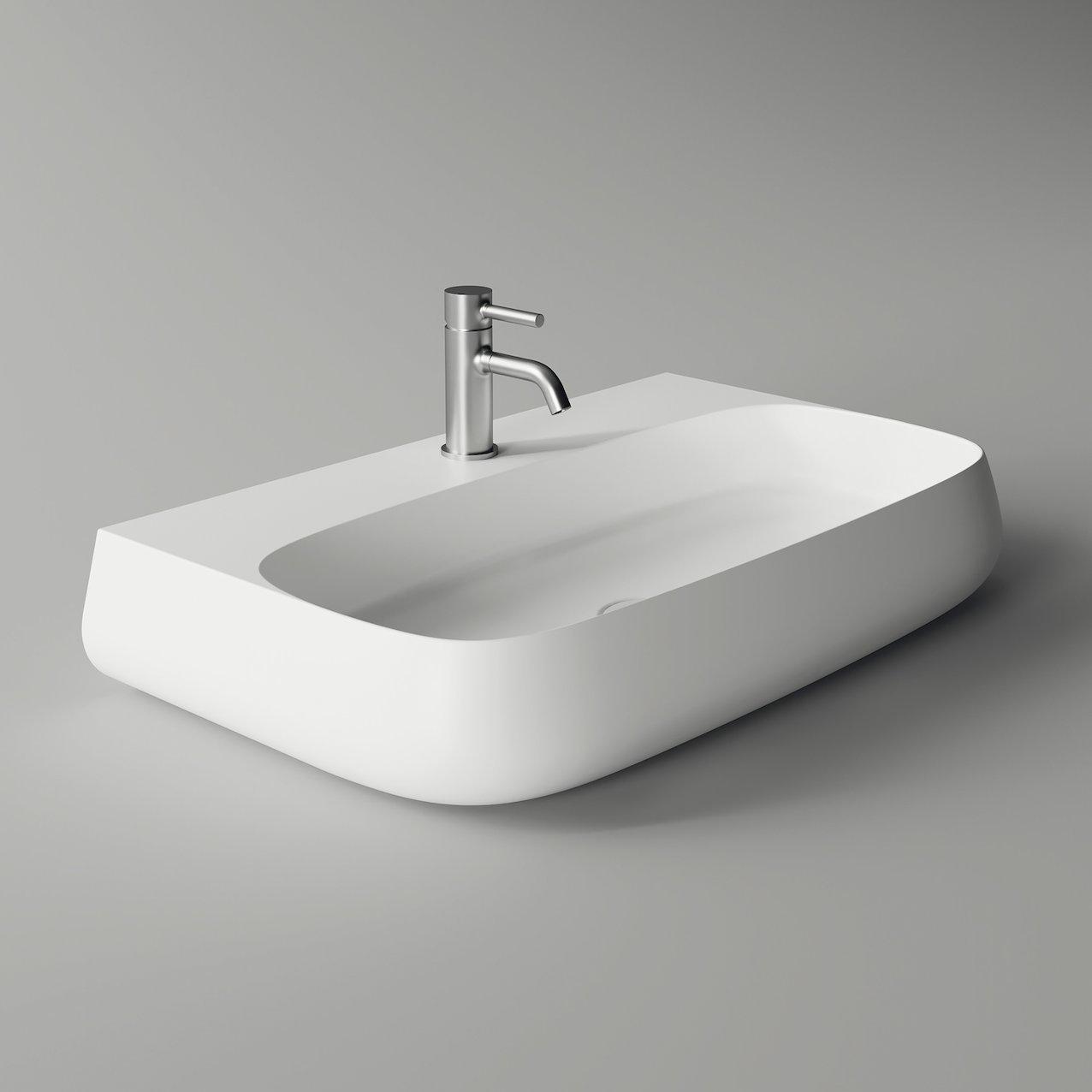 Lavabo NUR 75x45 cm