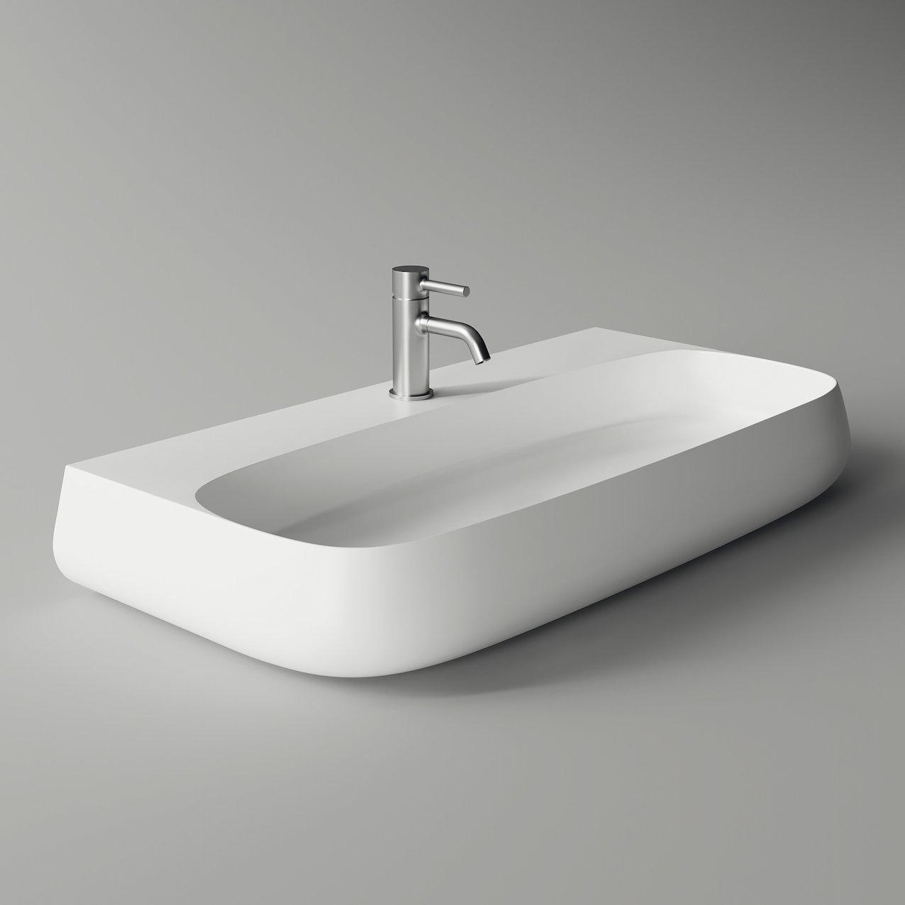 Lavabo NUR 90x45 cm