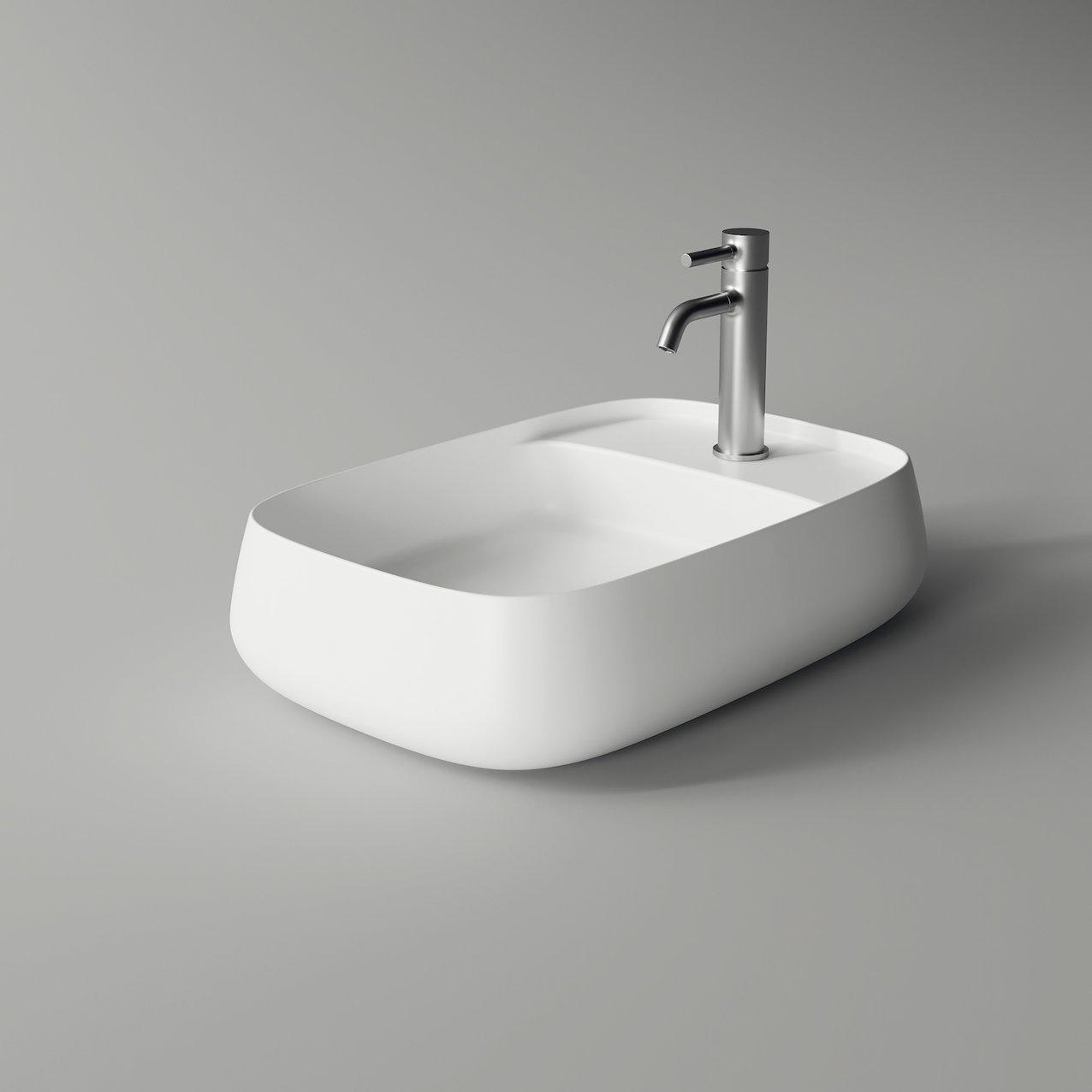 Washbasin NUR 60x40 cm
