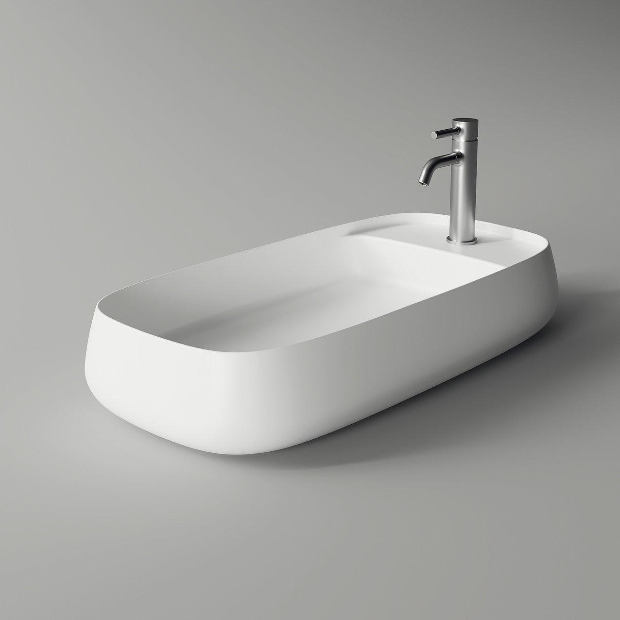 Washbasin NUR 80x40 cm
