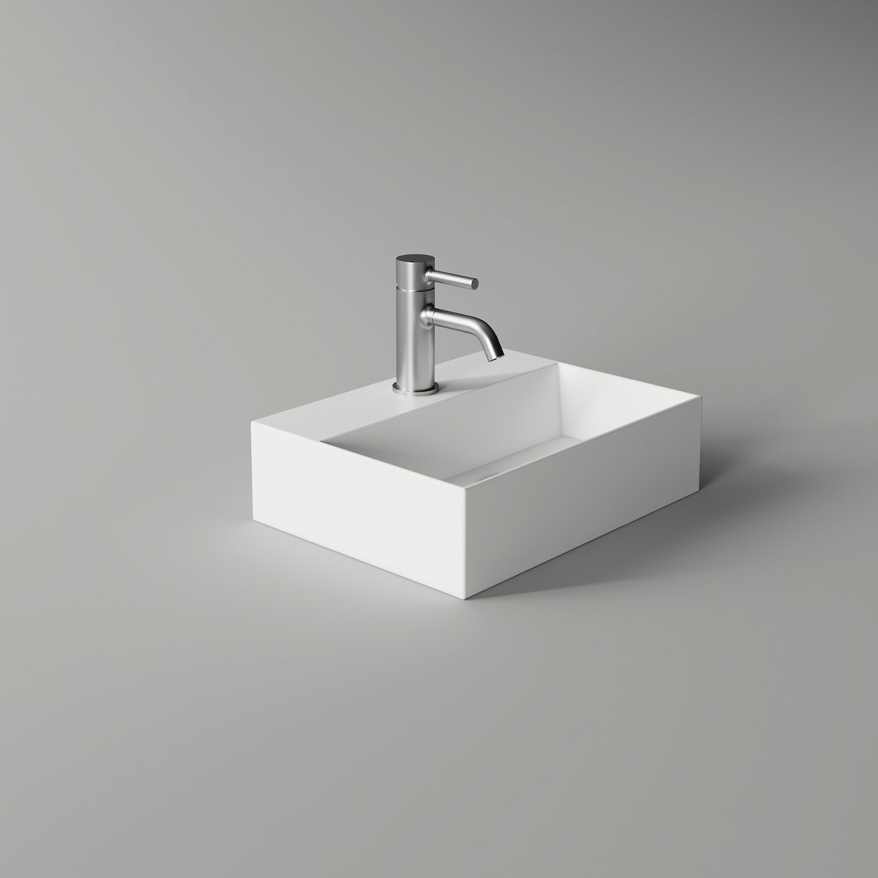 Washbasin SPY rectangular 40
