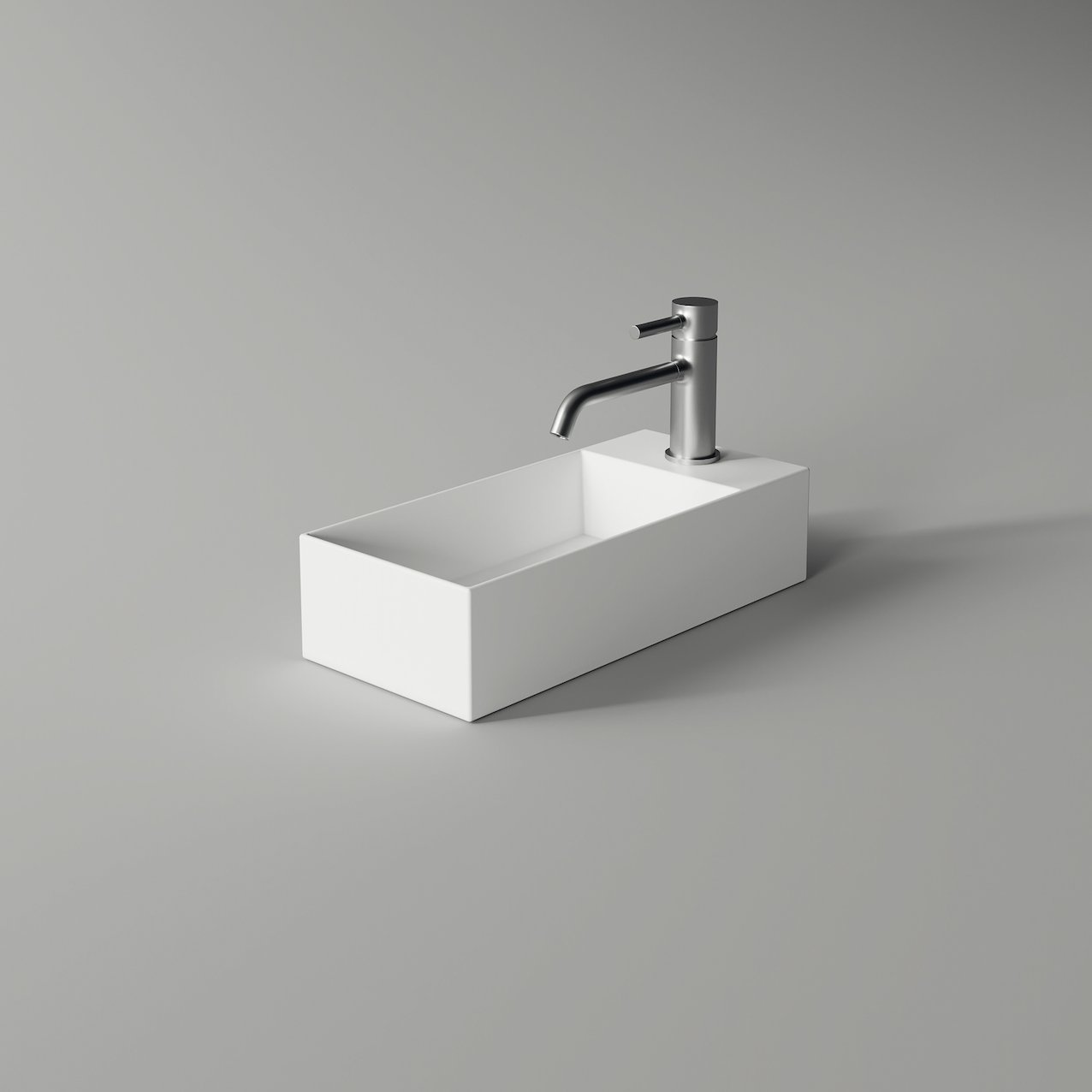 Washbasin SPY rectangular slim 45