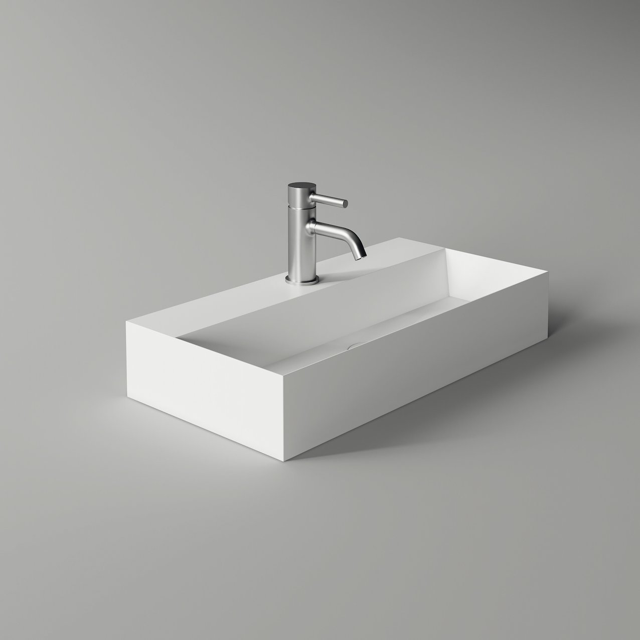 Washbasin SPY rectangular 60