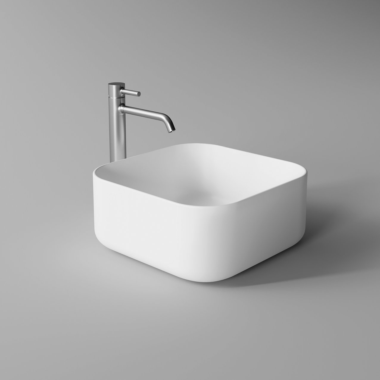 Washbasin UNICA square