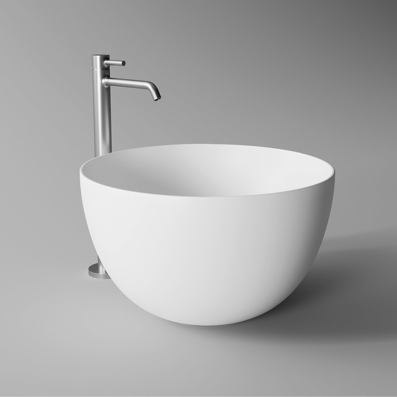 Washbasin UNICA high bowl