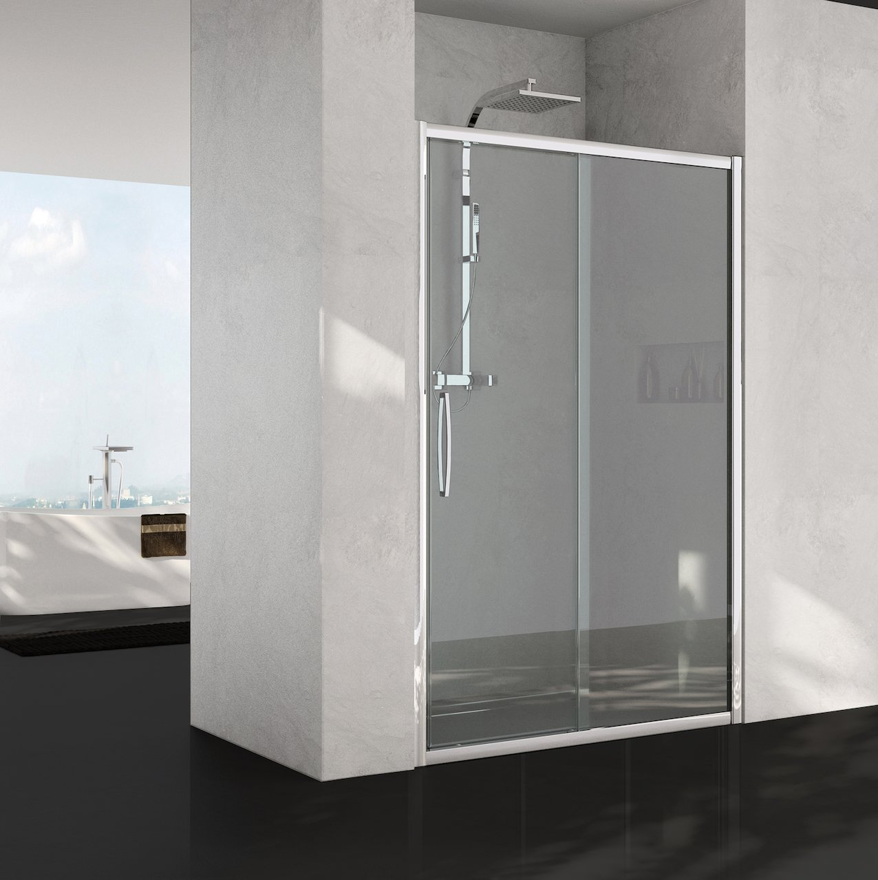 Sliding Shower Enclosure Tugela