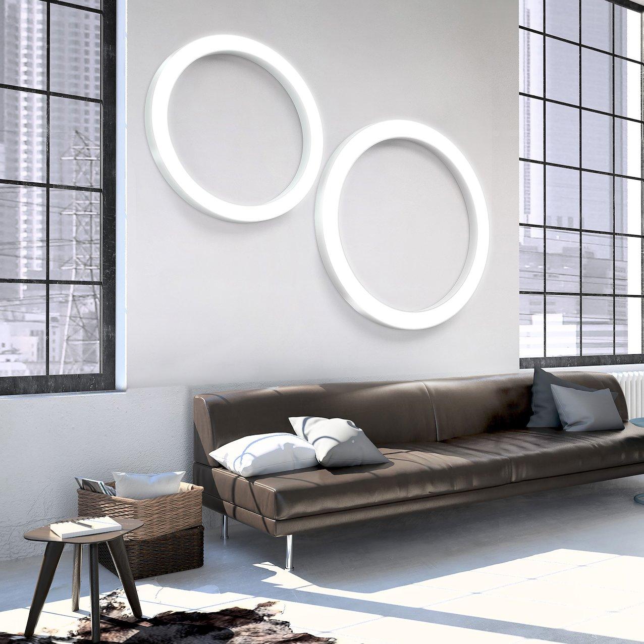 Anello a parete Silver Ring