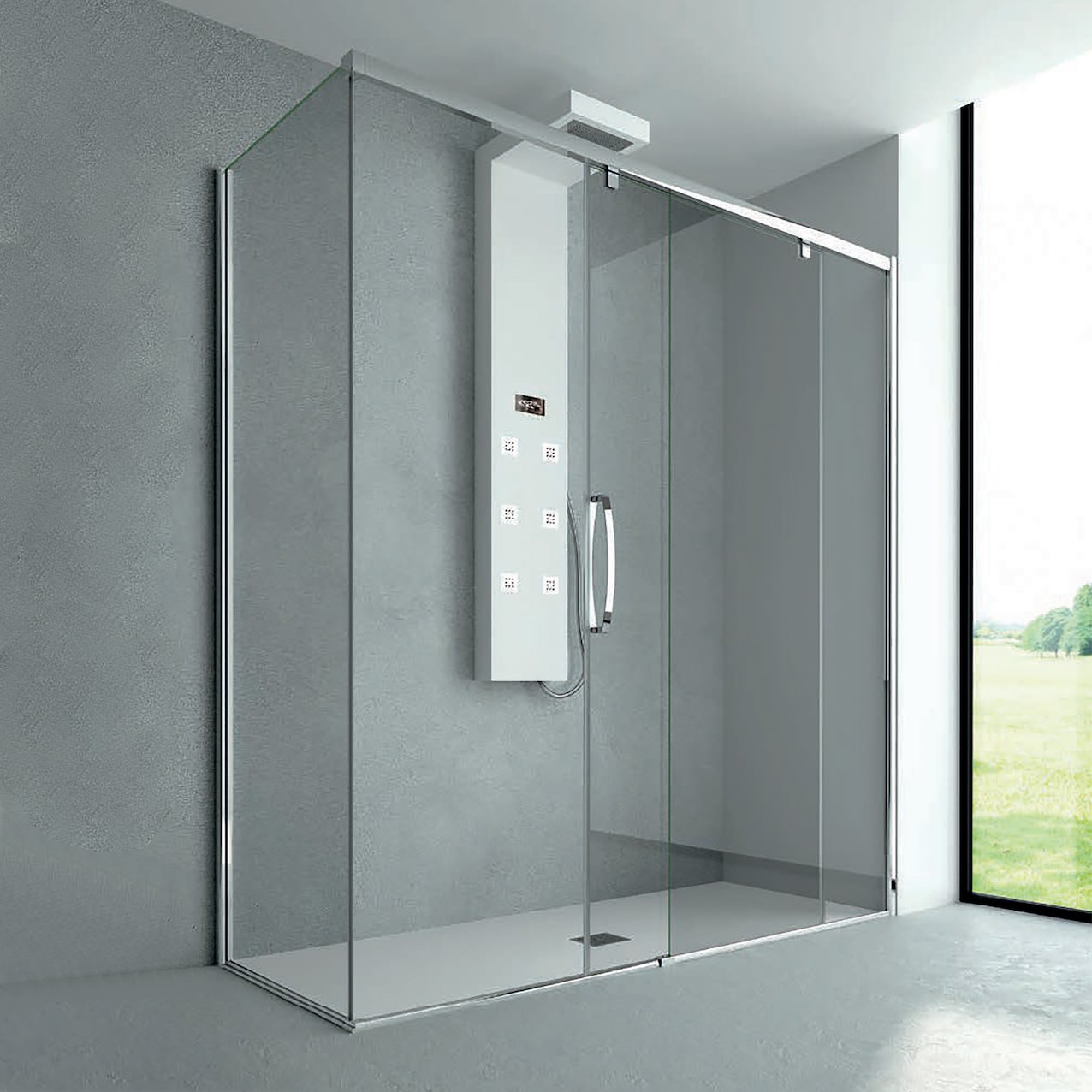Sliding Shower Enclosure Gotka