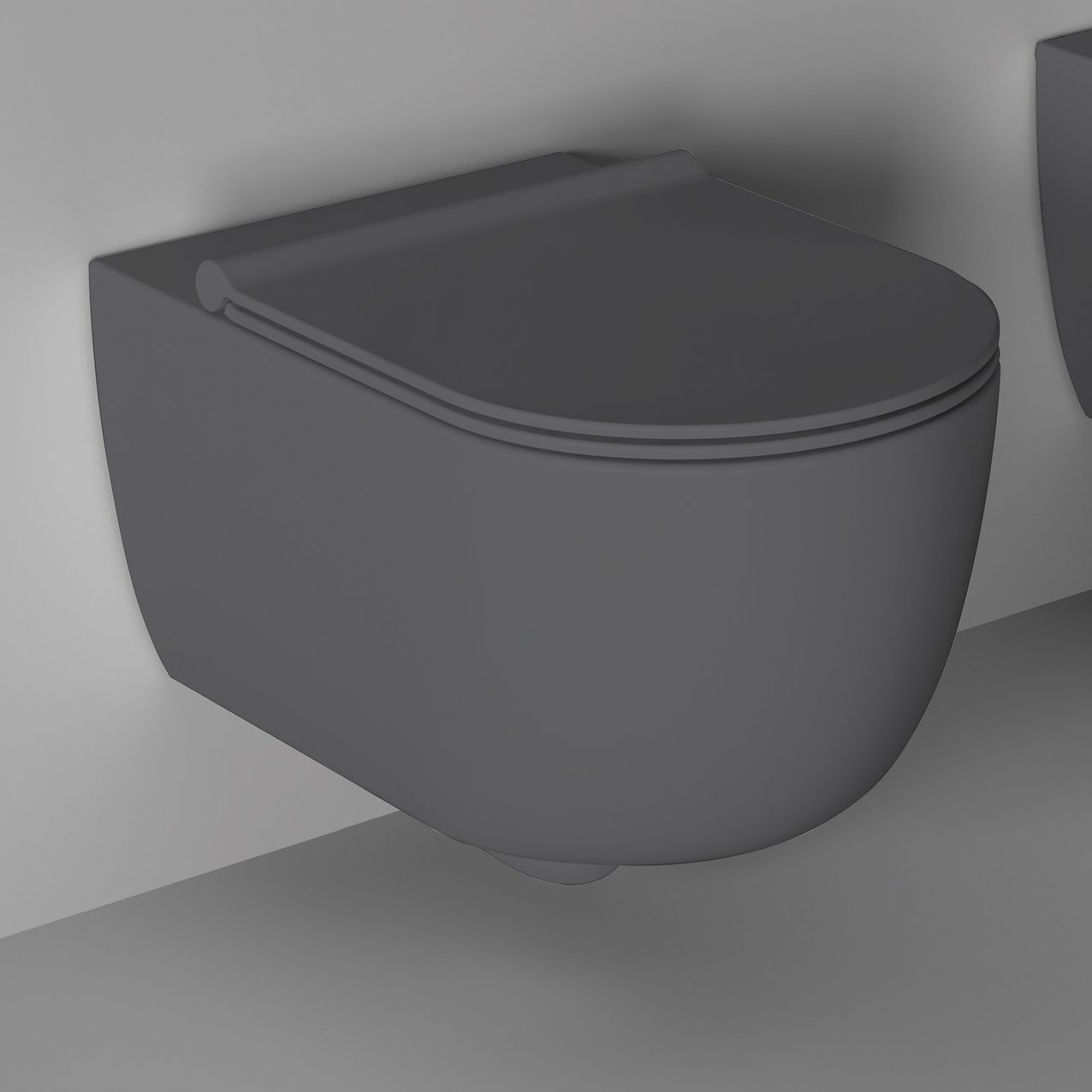 WC sospeso Unica 55