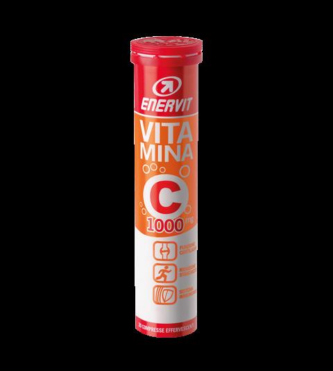 ENERVIT VITAMINA C 1000 mg