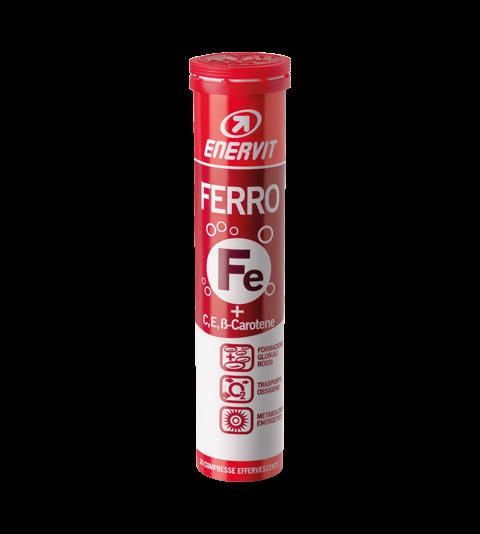 ENERVIT FERRO + VITAMINA C ed E