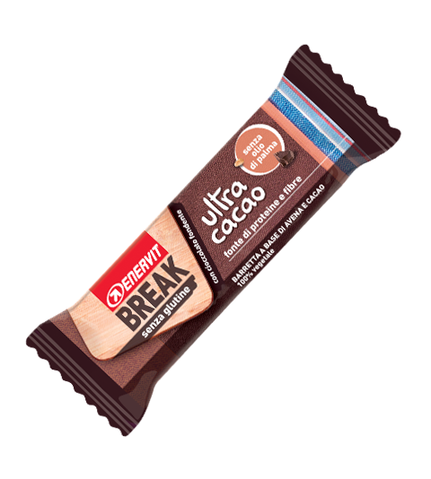 ENERVIT BREAK ULTRA CACAO - Cacao