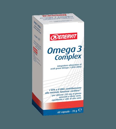 ENERVIT OMEGA 3 COMPLEX