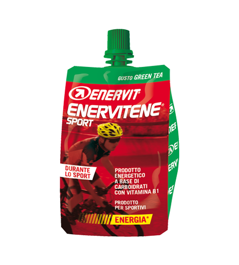 ENERVITENE SPORT COMPETITION GREEN TEA
