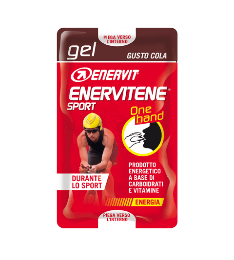 ENERVITENE SPORT GEL ONE HAND - Cola