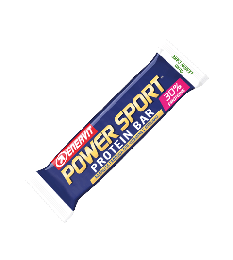 ENERVIT POWER SPORT PROTEIN BAR LEMON CAKE - Lemon Cake
