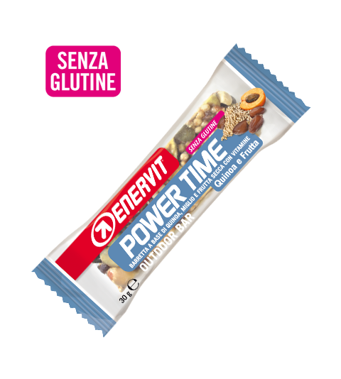 ENERVIT POWER TIME QUINOA E FRUTTA